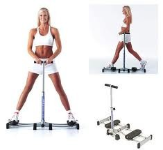 Leg Magic exercise machines (Medzhik Laid down)