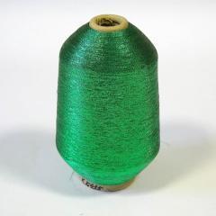 Нитка люрекс X-18 зеленая /500г/