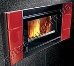 Fire chamber of la Nordica inserto 100 crystal