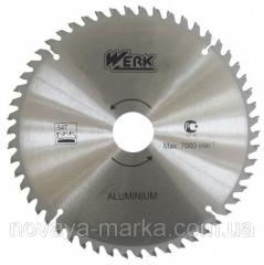 Disk Sawing Werk 210 Mm Laminated