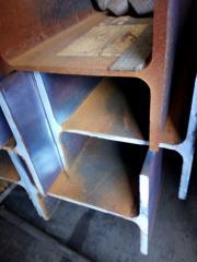 Балки металеві двотаврові