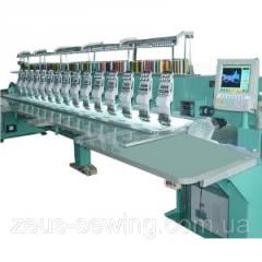 Промышленная 8-головочная вышивальная машина VELLES VE 1208