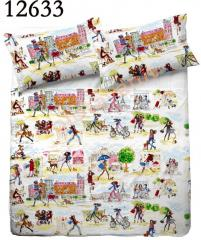Ткань детская Бязь Gold для постельного белья 13633 Original