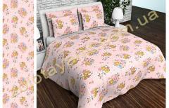 Ткань детская Бязь Gold для постельного белья Uxt-521-2