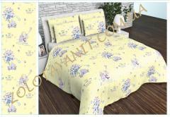 Ткань детская Бязь Gold для постельного белья Uxt5361Yellow