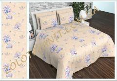 Ткань детская Бязь Gold для постельного белья Uxt5363