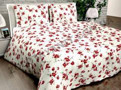 Ткань Поликоттон для постельного белья Gold-4-2
