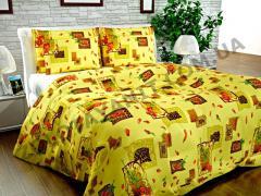 Ткань Поликоттон для постельного белья N-6596