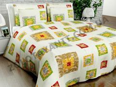 Ткань Поликоттон для постельного белья Uxt-211