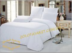 Ткань Поликоттон для постельного белья White