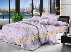 Ткань Китайский полиэстер 75гр для постельных