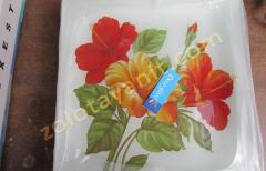 Посуда стеклянная 1488X6