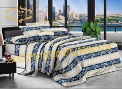 Ткань для постельного белья Ранфорс - Пакистан R-Т-24-1