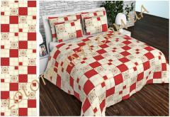 Ткань для постельного белья Ранфорс - Пакистан R-Т-27-1