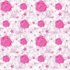 Ткань Фланель 3396 Pink