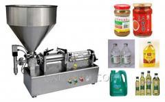 Поршневой дозатор вязкой продукции PPF-2000T