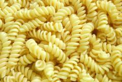 Pasta: Spirals