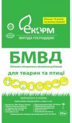 БМВД 20% д/поросят 61-104дн /25-50 кг /ГРОВЕР/ -