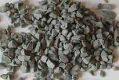 Production of blue cambrian bentonite clay