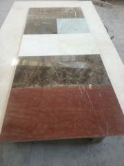 Самый тонкий вариант мраморной плитки