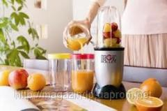 Magic Bullet food processor (Medzhik Bullet) HIT!