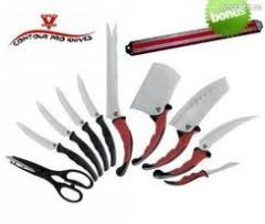 Contour Pro knives (Missile defense Contour)