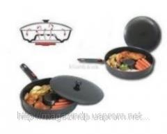 Dry Cooker frying pan (Scrub Kuker)