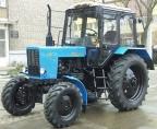 MTZ 82 tractor. 1. 26