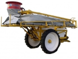 OPK-2000-18 sprayers with additional system of