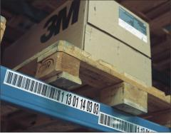 Labels with bar codes to buy, the price, Ukraine