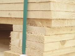 Доска обрезная строительная