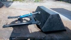 Ковш усиленнный на погрузчик 2 м. куб.