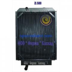 Радиатор водяной фронтального погрузчика