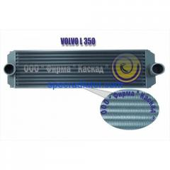 Охладители наддувочного воздуха или интеркулеры погрузчика