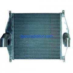 Охладители наддувочного воздуха или интеркулеры спецтехники