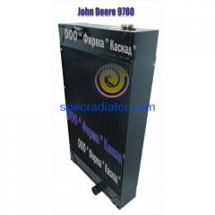 Радиатор водяной для комбайна John Deere 9780