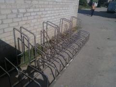 Bicycle parking