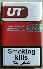 Cigarettes LD blue