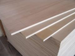 Plywood VV Grade for facing by an interline