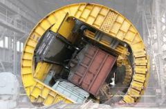 Car dumper rotor stationary BPC-75C BPC-12C