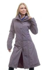 Down-padded coat female article 24712