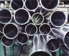 Seamless pipe f33kh1.5; steel 12X18H10T