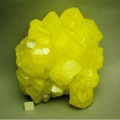 Sulfur especially pure