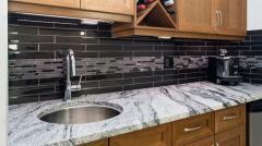 Гранитная столешница в ванную, под мойку, кухонная
