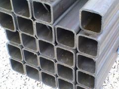 Pipe rectangularly 240 x 120 x 3-16