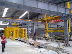 Линии по производству газобетона автоклавного