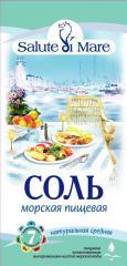 Salt sea food natural Salute di Mare average