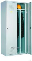 Шкаф с перегородкой для повседневной и рабочей одежды Sum 420