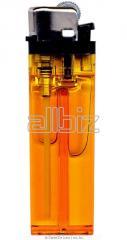 Зажигалки одноразовые кремний оптом, зажигалки