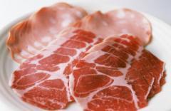 Бумага для упаковки мясной и сырной нарезки,